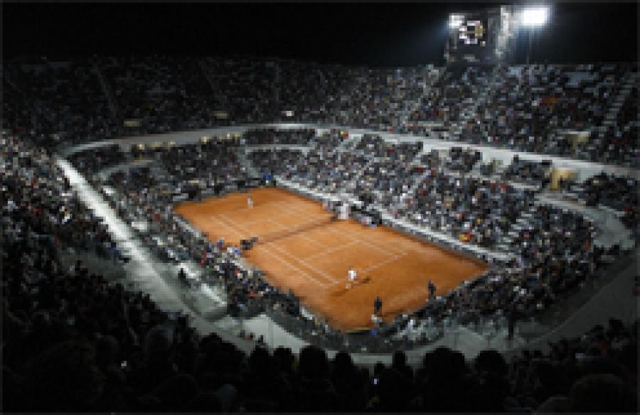 Wyjazd - Turniej Masters - Rzym