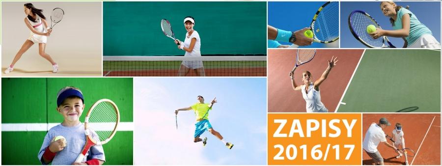 ZAPISY NA SEZON 2016 / 2017